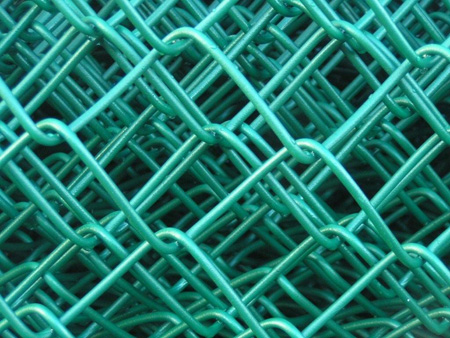 Powder coated Chainlink