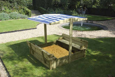 Childrens Sandpit (Does not include sand)
